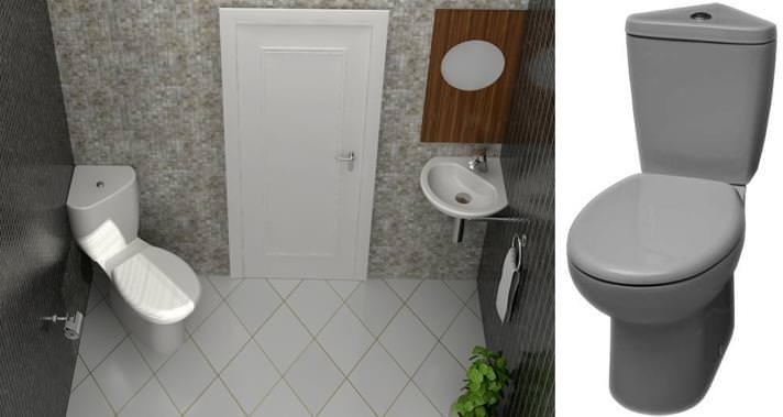 Устанавливаем унитаз с косым выпуском в туалете своими руками