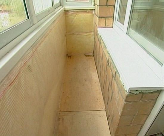 Утепление балкона своими руками, пошаговая инструкция с фото