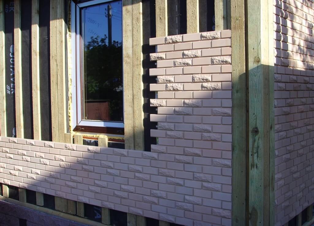 Варианты облицовки фасадов частных домов