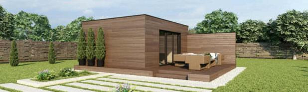 Виды модульных домов для круглогодичного проживания, стоимость, плюсы и минусы