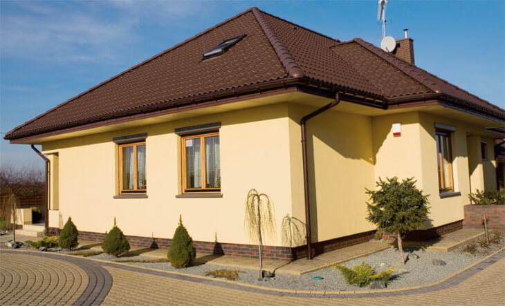 Востребованные и проверенные фасадные материалы