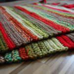 В'язання гачком килимків на підлогу