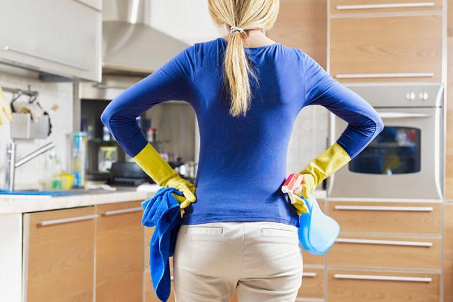 Выбор напольного покрытия для кухни