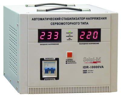 Выбор стабилизатора напряжения для газового котла