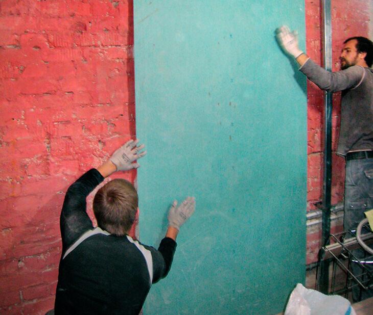 Выравнивание стен своими руками доступно каждому