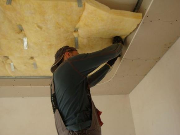 Звукоизоляция потолка квартиры — тишина и уют в помещениях